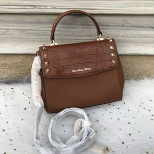 Michael Kors Karla Medium Satchel